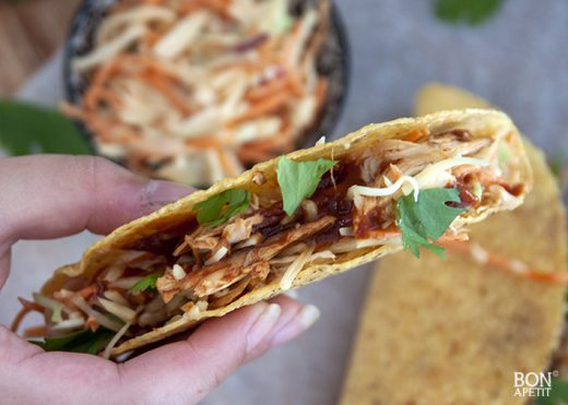 taco pulled chicken