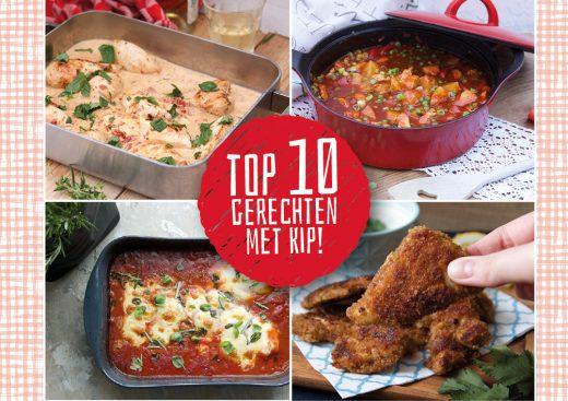 recepten met kip